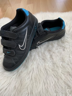 Nike Basket hook-and-loop fastener noir