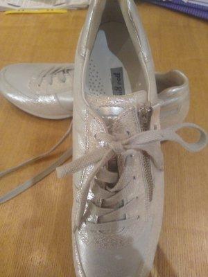 Sneaker von Paul Green in silber Größe 8 ca 41