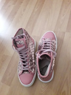 RED Valentino High Top Sneaker multicolored