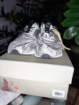 AS98 Sneaker stringata bianco