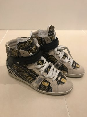 Barbara Bui High Top Sneaker multicolored