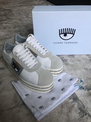 Chiara Ferragni Sneakers met veters veelkleurig