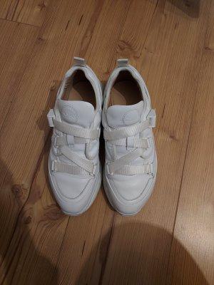Chloé Sneaker slip-on bianco