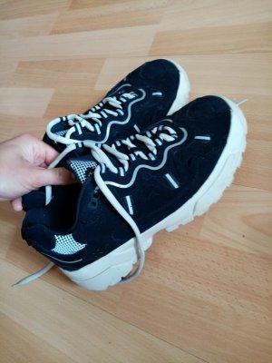 Converse Chaussure skate noir cuir