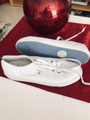 Sneakers / Freizeit Schuhe von GANT gr.40 Weiß wie Neu