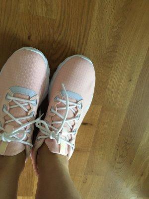 Nike Sneakers met veters rosé