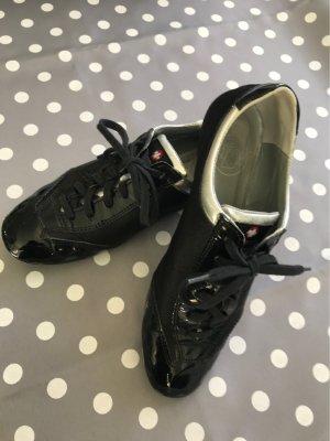 Sneakers Lack schwarz Gr. 36 HOGAN Style ( ich habe noch ein Paar in weiß/ silber )
