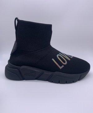 Love Moschino Sneaker slip-on nero