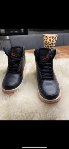 Air Jordan Basket slip-on noir