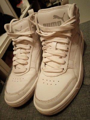 Puma Zapatillas altas blanco