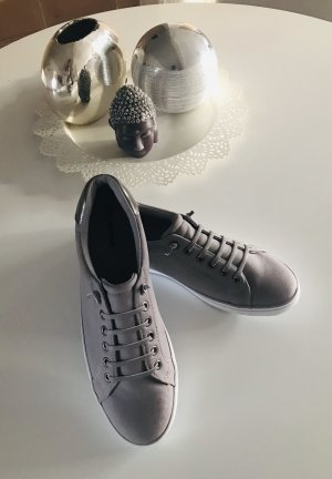 Graceland Sneaker slip-on grigio