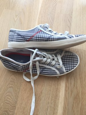 Sneakers /Sommer Stoff Schnürer/Halbschuhe/, Gr. 39