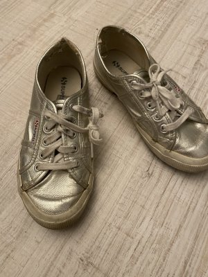 Sneakers Superga, Silber, Gr.38