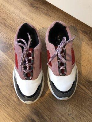 Sneakers von Mango! Echtes Leder und Wildleder!