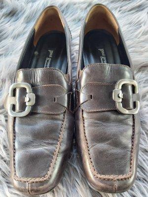 Sneakers von Paul Green in dunkelbraun Größe 8 (42)