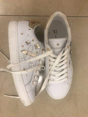 Sneakers von Trussardi, ein mal getragen