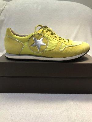 Kennel & Schmenger Sneaker slip-on giallo