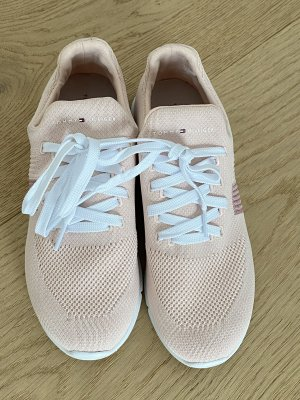 Tommy Hilfiger Slip-on Sneakers white-rose-gold-coloured