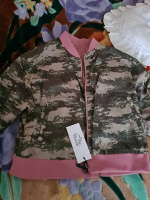 Snipes Oversized Jacket rose-gold-coloured