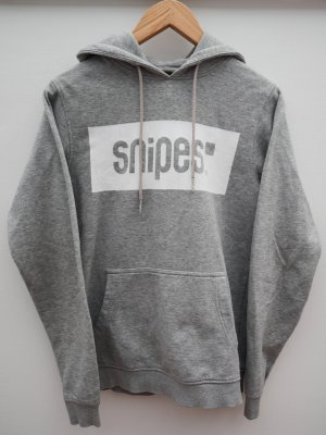 Snipes Hooded Sweater grey