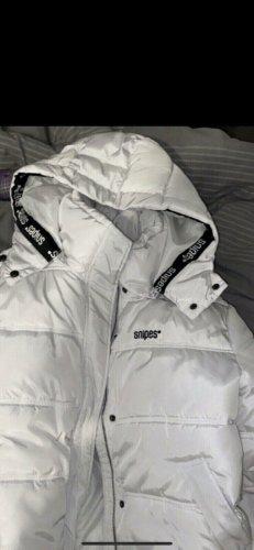 Snipes Bomber Jacket white
