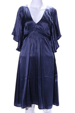 Snob Blusenkleid blau Elegant