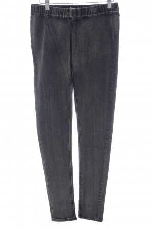 Snob Jeggings dunkelgrau Casual-Look