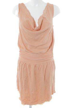 Snob Trägerkleid apricot-hellorange Casual-Look