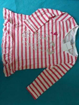 Onomato! Gestreept shirt veelkleurig Katoen