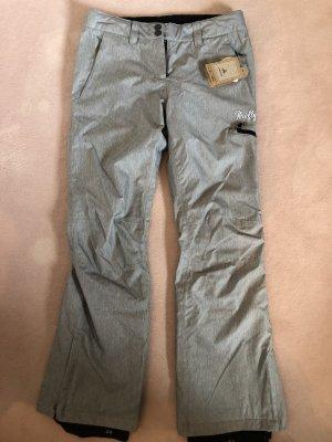 Firefly Pantalone da ginnastica argento