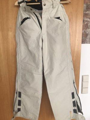 Pantalon de ski beige clair