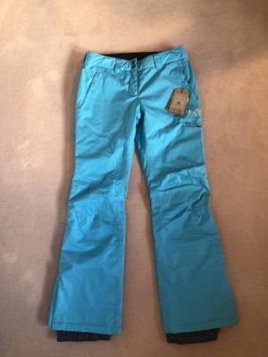 Firefly Pantalone da ginnastica blu neon
