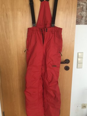 Snow Pants red