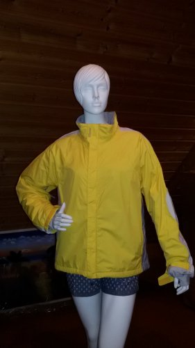 Burton Sports Jacket silver-colored-yellow