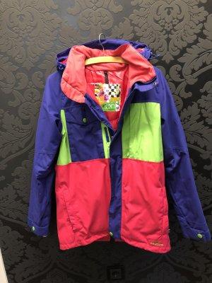 Burton Veste de sport multicolore
