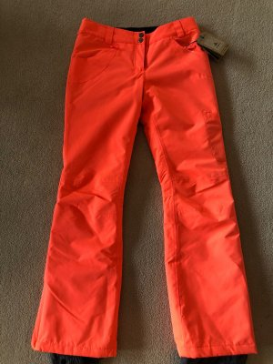 Firefly Pantalon thermique rouge clair