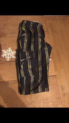 Burton Pantalone termico multicolore