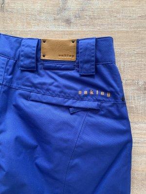 Oakley Pantalón de esquí azul