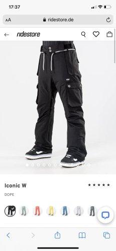 Dope Snow Pants black-white