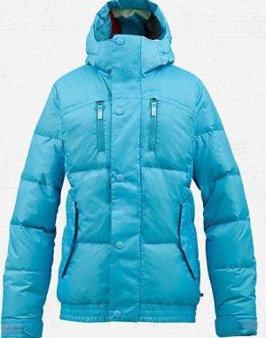 Burton Veste d'hiver turquoise