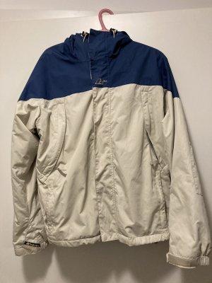 Burton Veste d'hiver blanc cassé-bleu