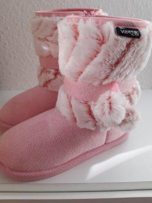 Vertigo Snow Boots light pink