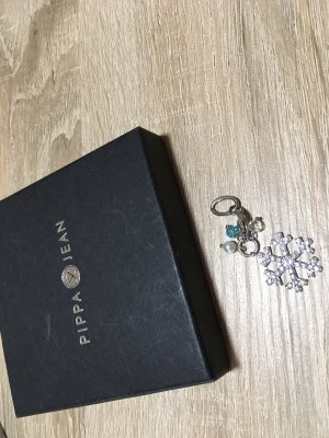 Pippa & Jean Charm silver-colored-turquoise