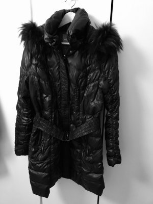 Chaqueta de invierno negro