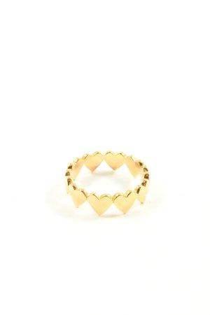 So Cosi Gouden ring goud casual uitstraling