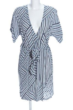 Soaked in luxury Blusenkleid Allover-Druck Business-Look