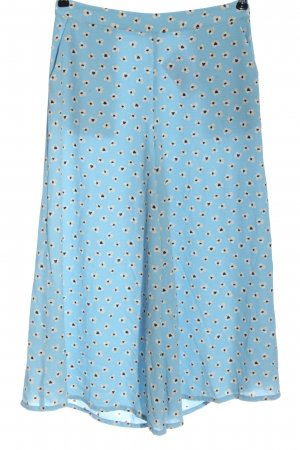 Soaked in luxury Culottes flower pattern casual look