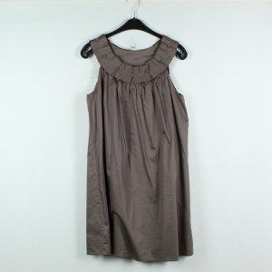 SOAKED IN LUXURY Kleid Gr. M braun