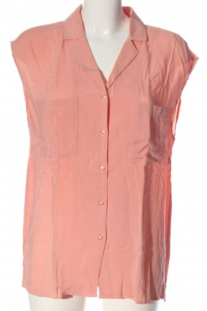 Soaked in luxury Schlupf-Bluse pink Casual-Look