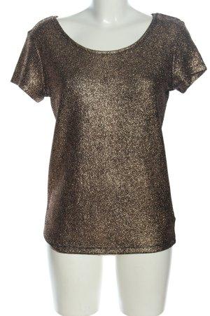 Soaked in luxury Camicia maglia bronzo elegante